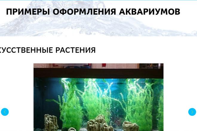 Создание сайта - Landing Page на Тильде 154 - kwork.ru