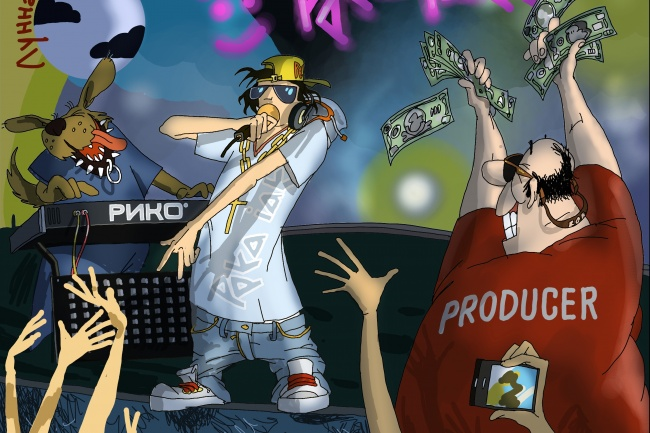 Одна иллюстрация к вашей рекламной или презентационной статье 33 - kwork.ru