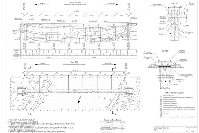 Чертежи в AutoCAD, оцифровка чертежей, исполнительная документация 15 - kwork.ru