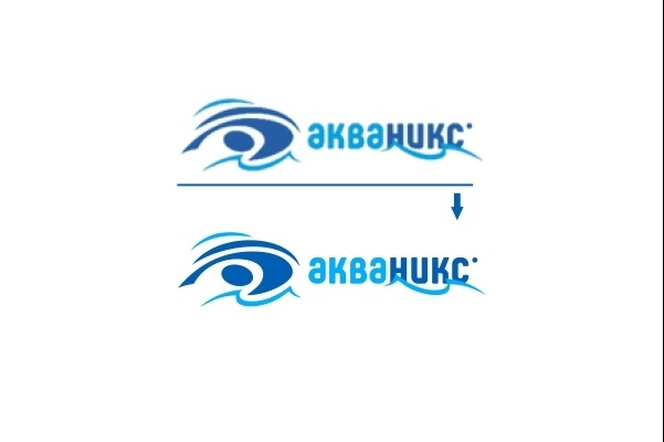 Логотип по вашему эскизу 69 - kwork.ru