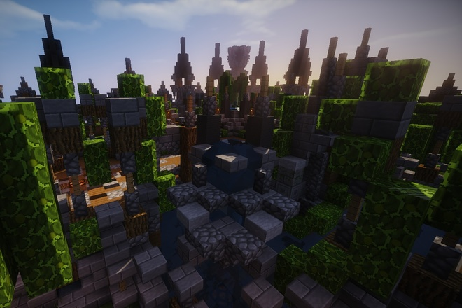 Создам и настрою сервер Minecraft 19 - kwork.ru