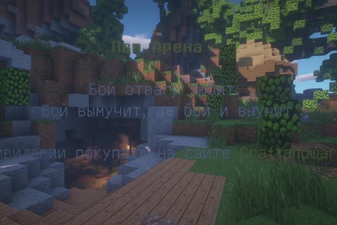 Создам и настрою сервер Minecraft 16 - kwork.ru