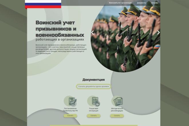 Сверстаю адаптивный сайт по вашему psd шаблону 3 - kwork.ru