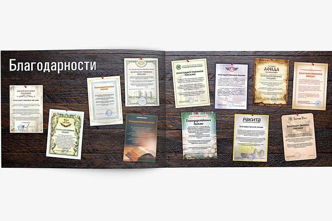 Разработаю Маркетинг Кит, для личных встреч и рассылки 148 - kwork.ru