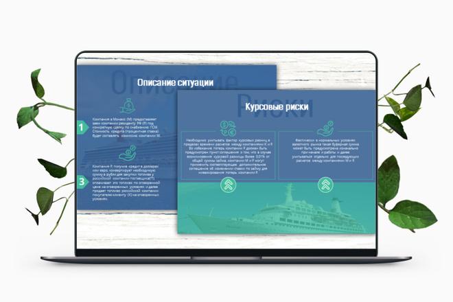 Дизайн Бизнес Презентаций 3 - kwork.ru