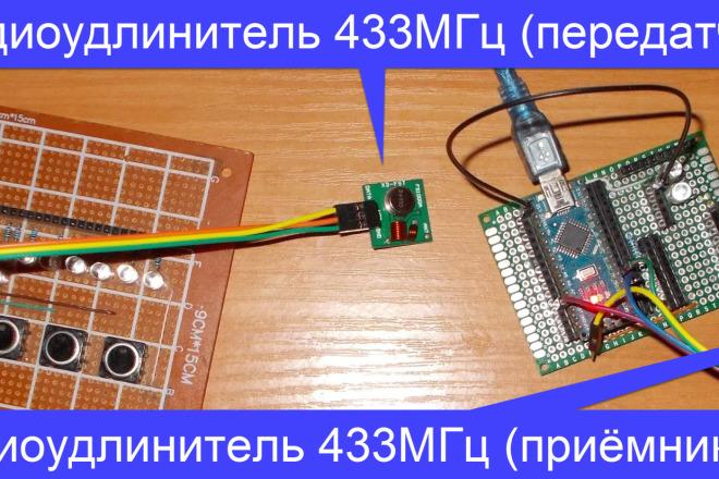 Разработаю код для устройства на основе плат Arduino и NodeMCU ESP12 3 - kwork.ru