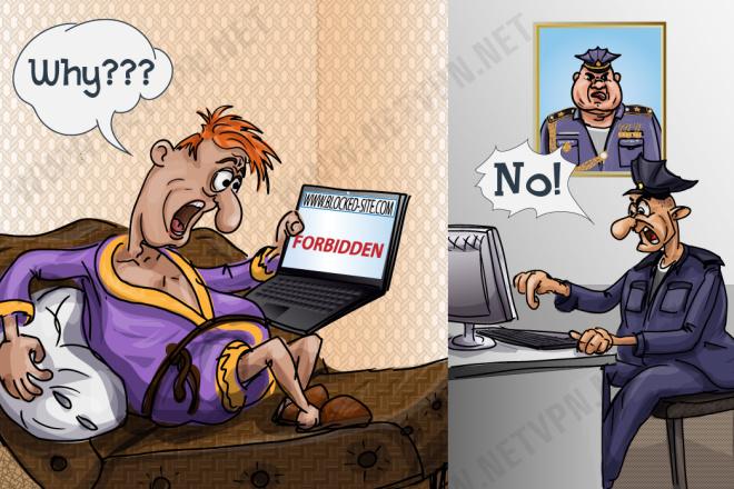 Нарисую карикатуру 4 - kwork.ru
