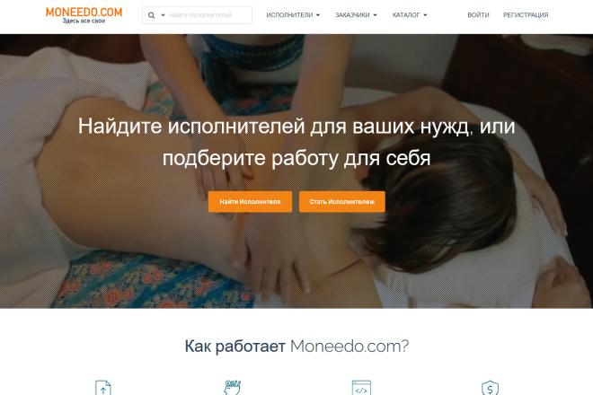 Доработка и исправления верстки. CMS WordPress, Joomla 69 - kwork.ru