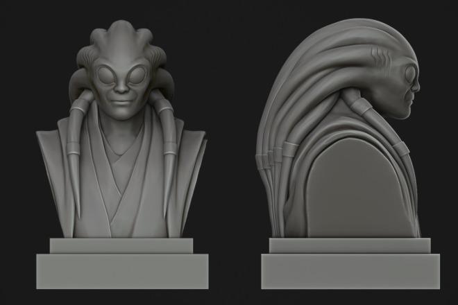 Создам 3D модель для печати или чпу 26 - kwork.ru