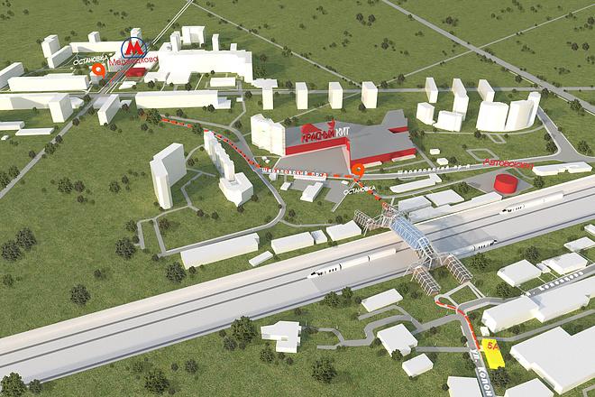 Качественная 3D визуализация экстерьера в 3dsMax 6 - kwork.ru