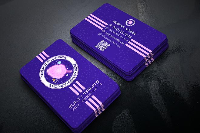 Сделаю дизайн визитки 42 - kwork.ru