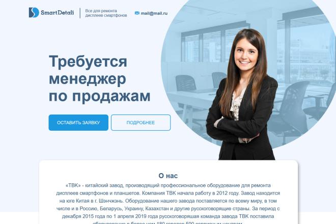 Делаю копии landing page 12 - kwork.ru