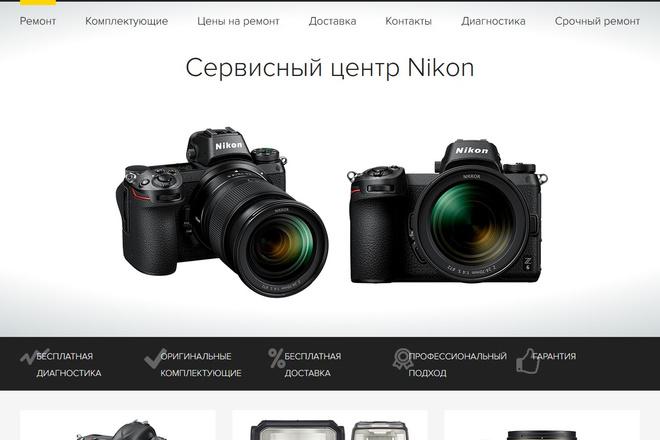 Копирование сайтов практически любых размеров 21 - kwork.ru