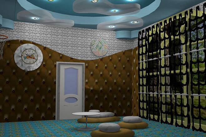 3D визуализация помещений 3 - kwork.ru
