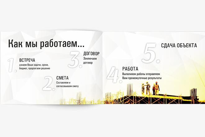 Разработаю Маркетинг Кит, для личных встреч и рассылки 147 - kwork.ru