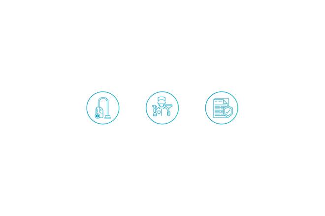 Создам 5 иконок в любом стиле, для лендинга, сайта или приложения 18 - kwork.ru
