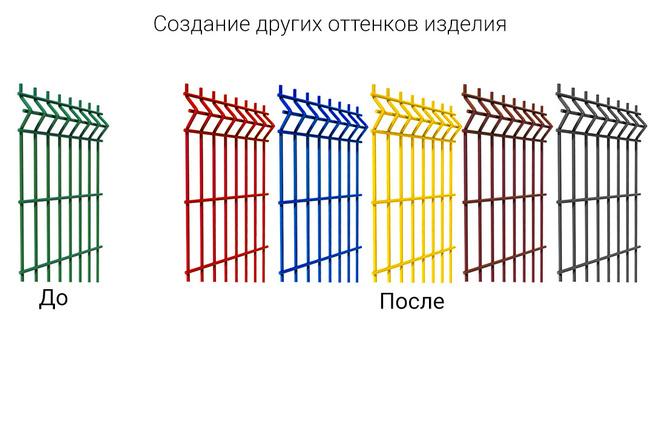Удаление фона, дефектов, объектов 33 - kwork.ru