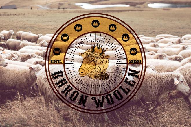 Винтажный или Ретро логотип 17 - kwork.ru
