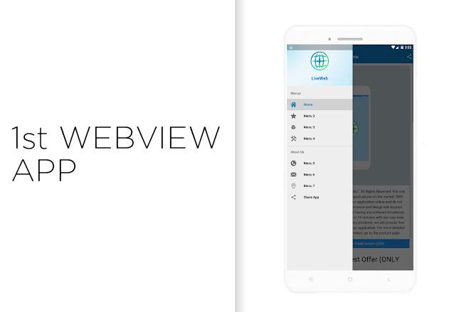 Качественная конвертация сайта в мобильное приложение 2 - kwork.ru