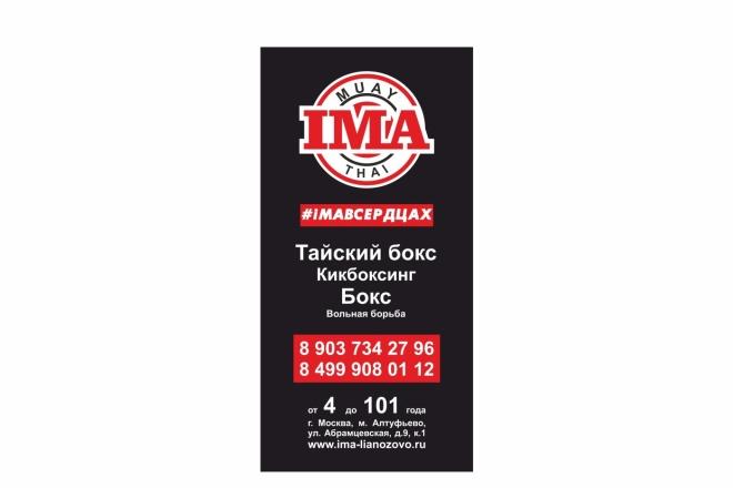 Дизайн баннера 9 - kwork.ru