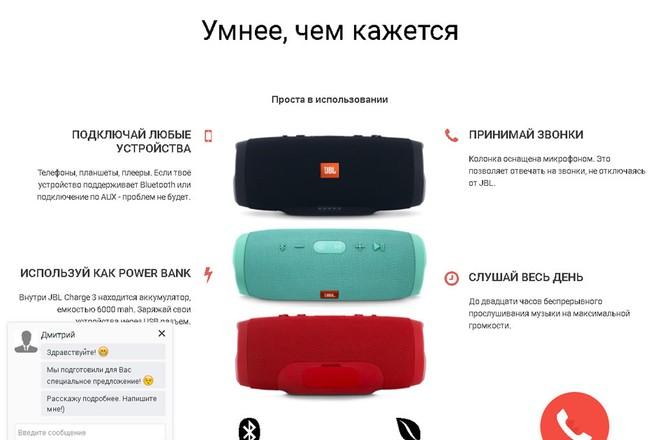 Копирование Landing Page и перенос на Wordpress 29 - kwork.ru