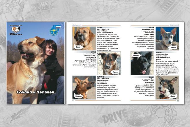Дизайн - макет любой сложности для полиграфии. Вёрстка 31 - kwork.ru