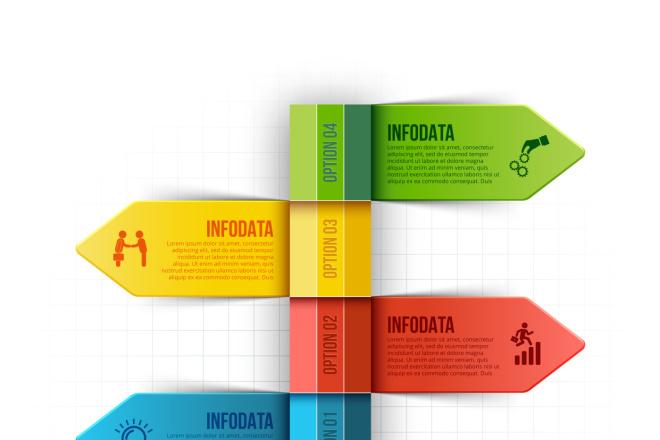 Набор инфографики. 13 тематик, 800 шаблонов, 2 пакета иконок 53 - kwork.ru
