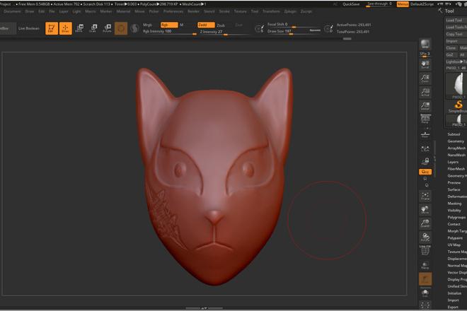 Сделаю 3D Модели на заказ 43 - kwork.ru