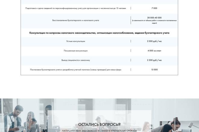 Сверстаю сайт по любому макету 13 - kwork.ru