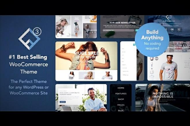 10 премиум шаблонов WordPress для вашего онлайн-магазина 5 - kwork.ru