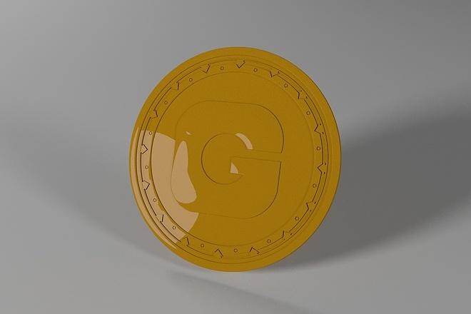 3D модели. Визуализация. Анимация 54 - kwork.ru