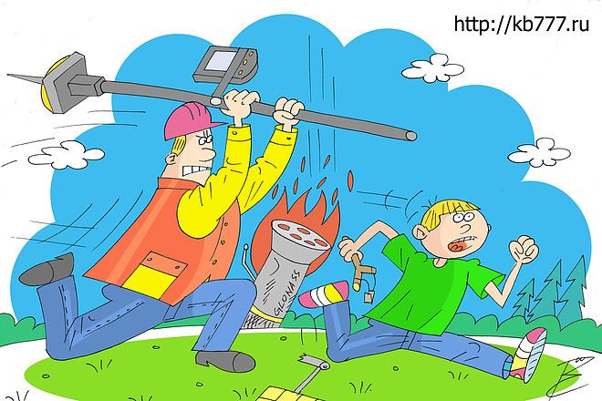 Оперативно нарисую юмористические иллюстрации для рекламной статьи 16 - kwork.ru