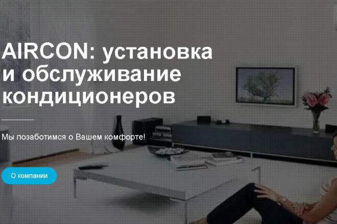 Копирование Landing Page и перенос на Wordpress 22 - kwork.ru