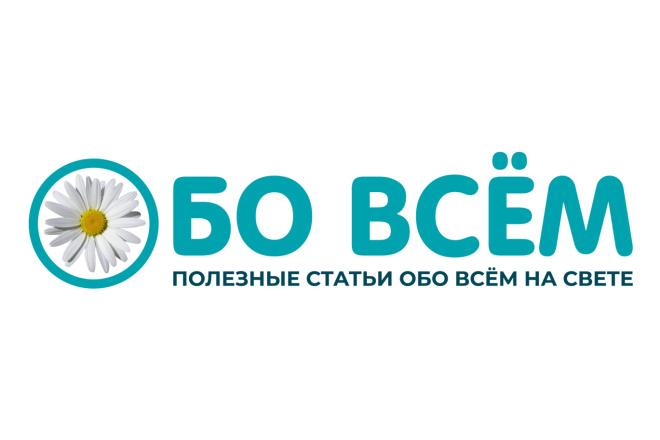 Нарисую логотип в векторе по вашему эскизу 28 - kwork.ru