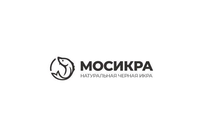 Разработка логотипа для сайта и бизнеса. Минимализм 87 - kwork.ru