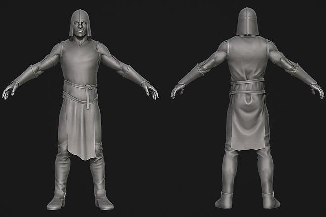 Создам 3D модель для печати или чпу 28 - kwork.ru