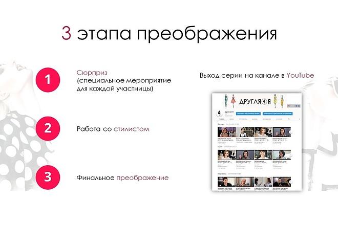 Красиво, стильно и оригинально оформлю презентацию 88 - kwork.ru