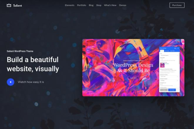 Новые премиум шаблоны Wordpress 15 - kwork.ru
