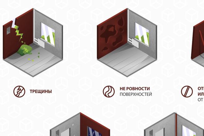 Разработаю уникальную инфографику. Современно, качественно и быстро 43 - kwork.ru