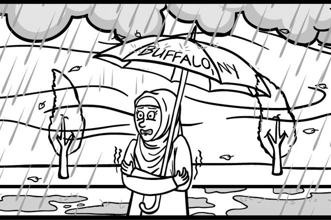 Нарисую простую иллюстрацию в жанре карикатуры 7 - kwork.ru