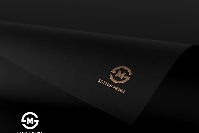 Логотип в стиле минимализм 31 - kwork.ru