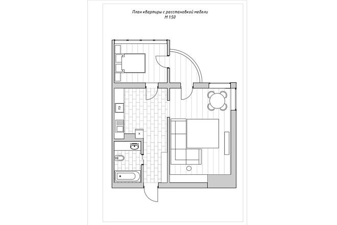 Создам план в ArchiCAD 13 - kwork.ru