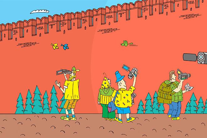 Нарисую стрип для газеты, журнала, блога, сайта или рекламы 10 - kwork.ru