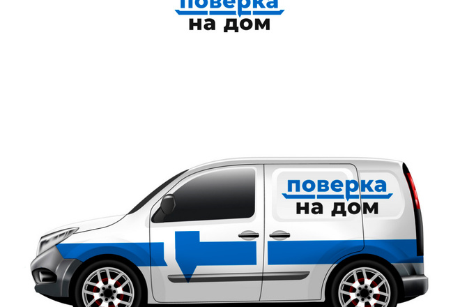 Разработка логотипа для сайта и бизнеса. Минимализм 57 - kwork.ru