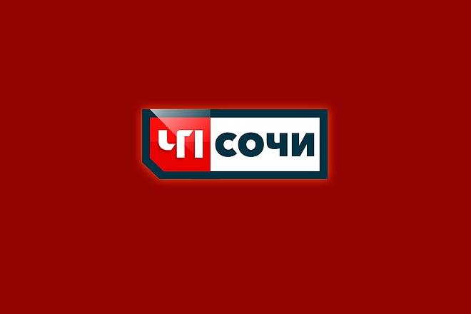 Сделаю логотип в трех вариантах 17 - kwork.ru