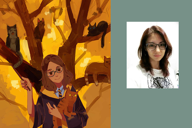 Создам ваш портрет в стиле аниме 13 - kwork.ru
