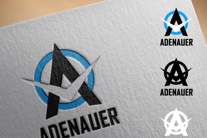 3 варианта логотипа + доработки по выбранному 15 - kwork.ru