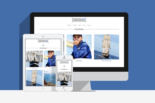 Создам сайт на WordPress с уникальным дизайном, не копия 19 - kwork.ru