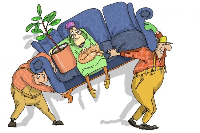 Одна иллюстрация к вашей рекламной или презентационной статье 60 - kwork.ru