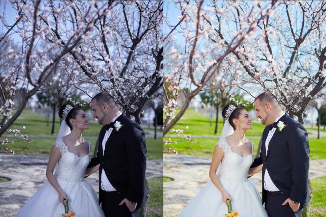 Для проф. фотографов - конвертация фото из RAW в JPG, 100 штук 5 - kwork.ru